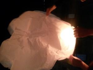 lanterne di mezzanotte