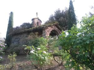 chiesetta centro botanico moutan