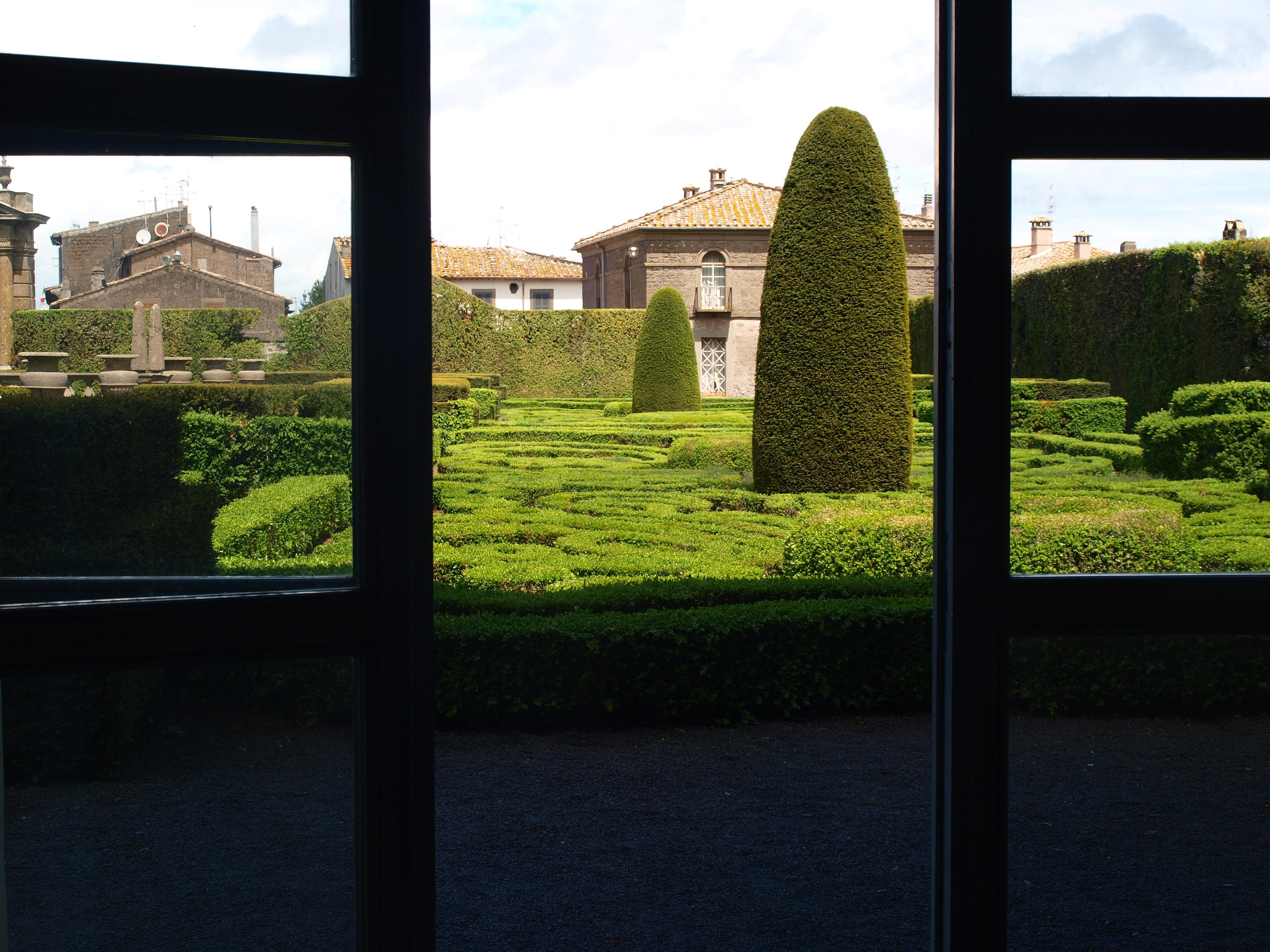 Villa Lante  a Bagnaia, Viterbo. Un giardino storico da visitare