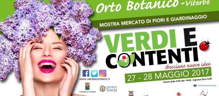 Verdi e Contenti – L'evento