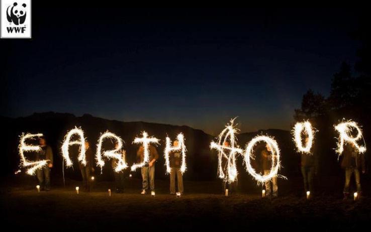 Torna l'ora della Terra, il 25 marzo spegni le luci.
